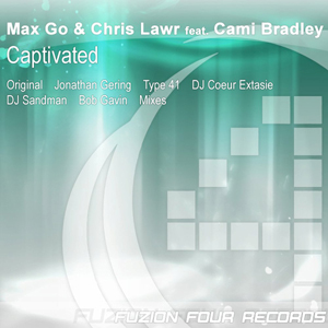 Max Go & Chris Lawr. Captivated DJ Sandman Remix